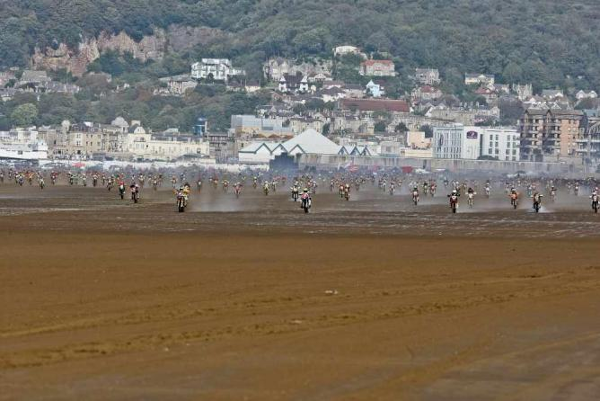 RHL Weston Beach Race | Courtesy of RHL Activities