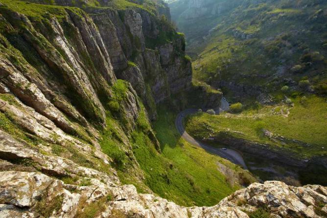 Cheddar Gorge   Courtesy of Cheddar Gorge