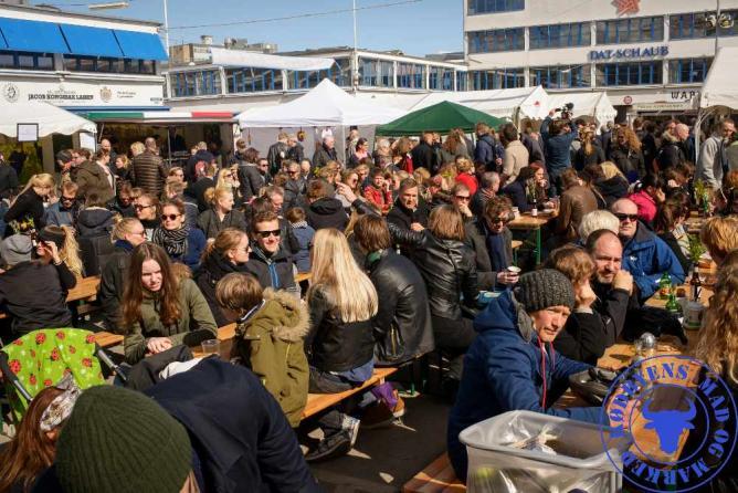 © Courtesy of Copenhagen Meatpacking District Food & Market