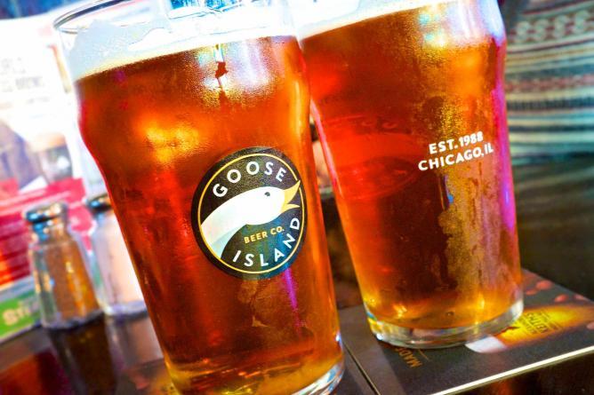 Goose Island Beer | © Jamie McCaffrey/Flickr