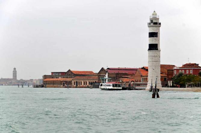 Murano lighthouse   © Dennis Jarvis/Flickr