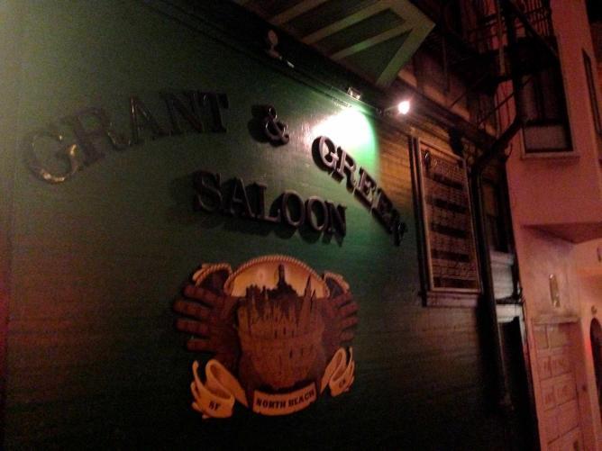 Grant & Green Saloon  | © Emily Boleware