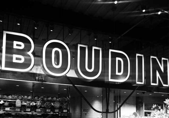Inside Boudin's Bakery