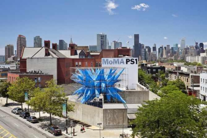 HWKN建築師事務所 - MoMA PS1 YAP - Wendy - Photo 01.jpg | © 準建築人手札網站 Forgemind ArchiMedia/Flickr