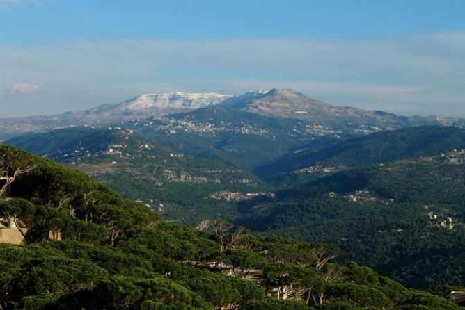 Mount Lebanon | © rabiem22/Flickr