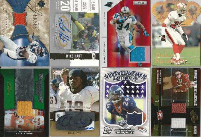Football Sports Cards   © Supportcaringllc/Flickr