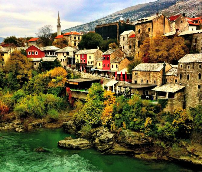The 10 Best Hotels In Mostar Bosnia And Herzegovina