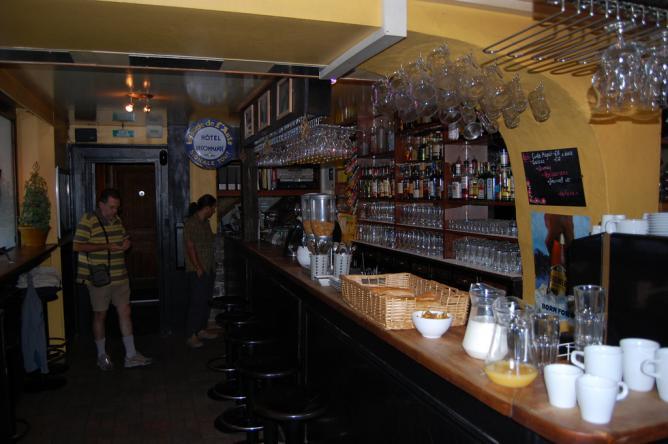 The Bar at Gite Vagabond in 2008 © MaxVT/WikiCommons