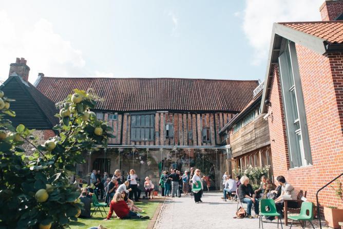 Dragon Hall | Courtesy of Joanna Millington