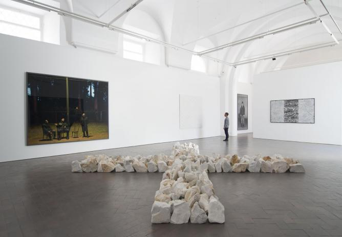 Installation view, July 2014 | Courtesy Galleria Lorcan O'Neill