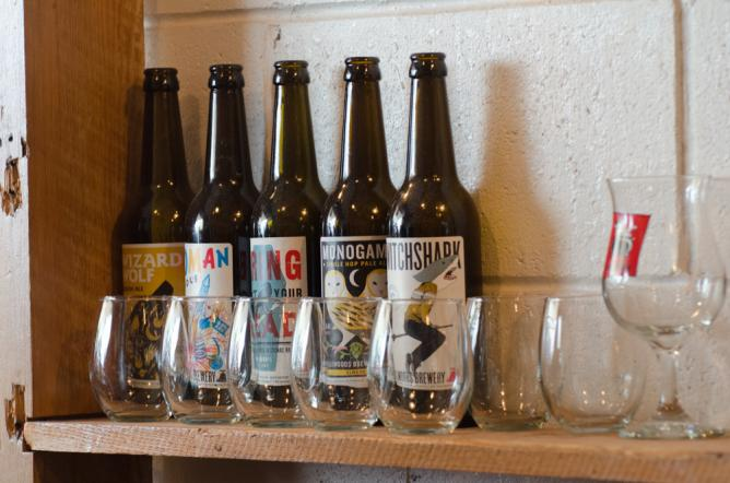 Ontario craft beers