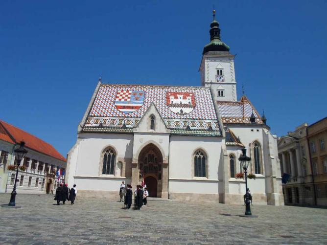 St. Mark's church | © Ieva Mickute