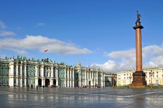 The Hermitage Museum, St. Petersburg | © Dennis Jarvis/Flickr