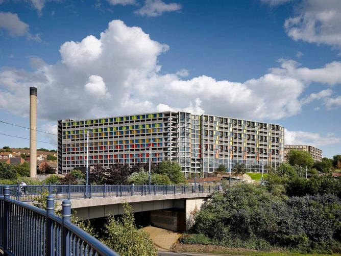 Park Hill by Urban Splash