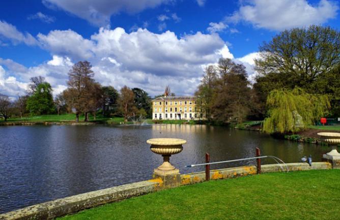 Kew Gardens | © tpsdave/Pixabay
