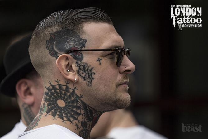 London Tattoo Convention 2014 | © Creative Beast