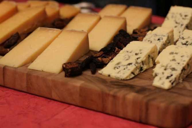 Cheese | © Jules Morgan/Flickr