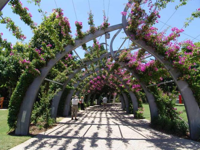 The Arbour | © Bentley Smith/Flickr