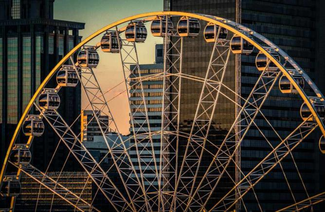 The Wheel of Brisbane | © Petra Bensted/Flickr