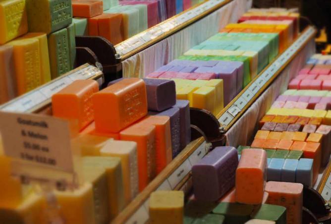 South Bank Market | © benbail44au/Flickr