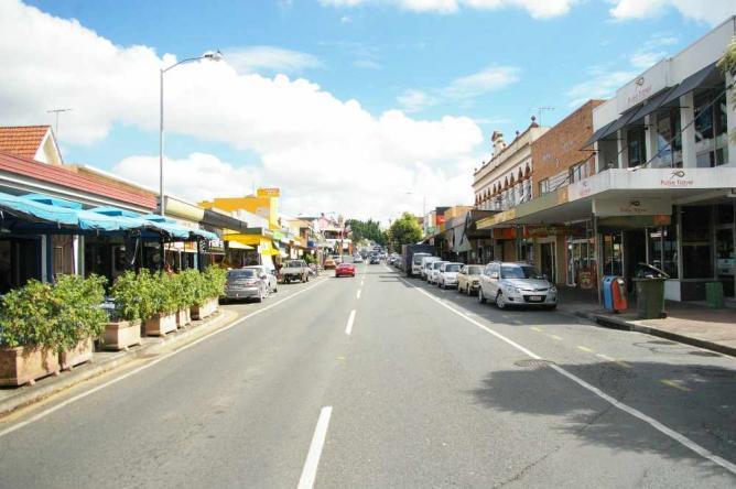 West End, Brisbane   © Owen Allen/Flickr