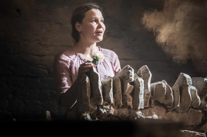 Abigail Matthews in 'The White Feather' | Scott Rylander