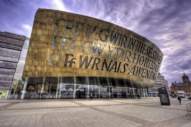 Wales Millennium Centre | © WojtekGurak/Flickr
