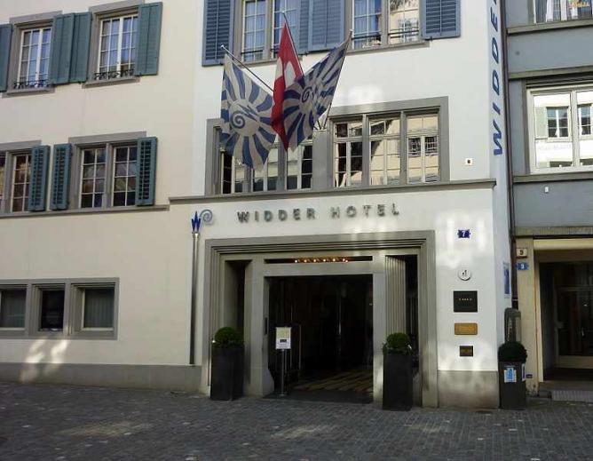 Widder Hotel   © Adrian Michael/WikiCommons