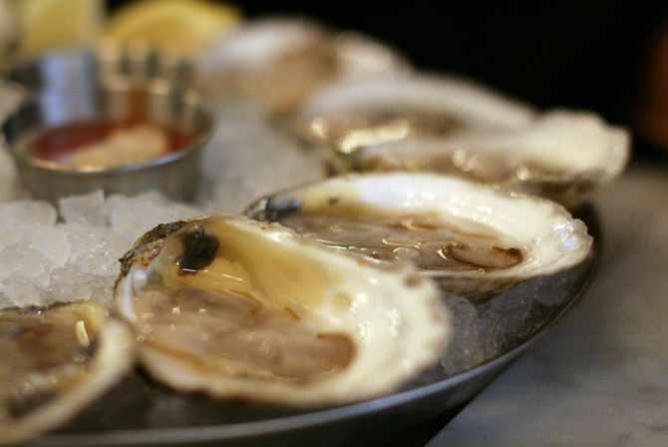 Oysters | © Jules Morgan/Flickr