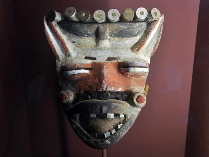 Musée Africain de Lyon   ©Vassil/WikiCommons