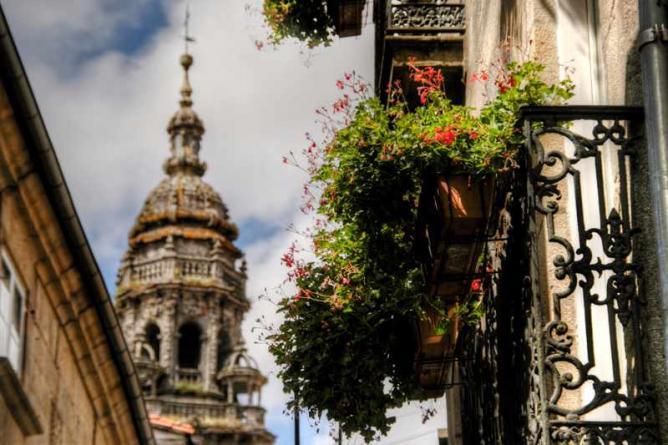 Santiago de Compostela   © J. A. Alcaide