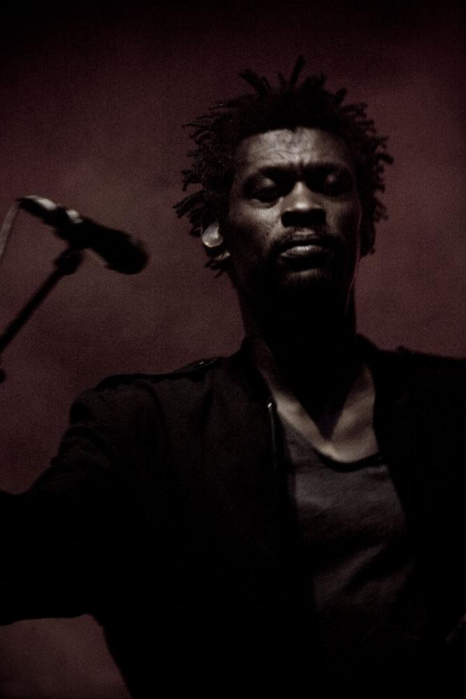 Daddy G from Massive Attack will be playing a DJ set on Saturday | © Kirill Kay/WikiCommons