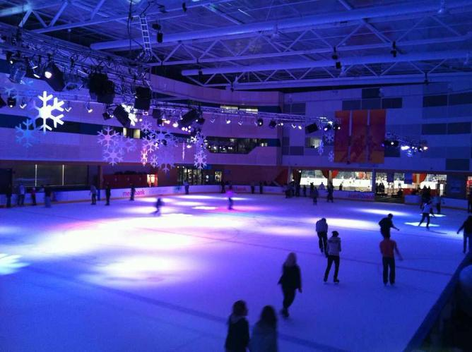 Bradbury Rink at the O'Brien Group Arena | © Jacktansin/WikiCommons