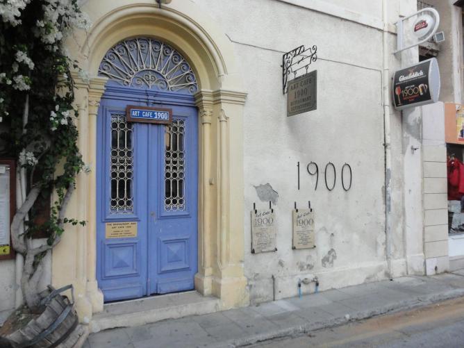 Art Cafe 1900, Larnaca   © Oliver W/Flickr