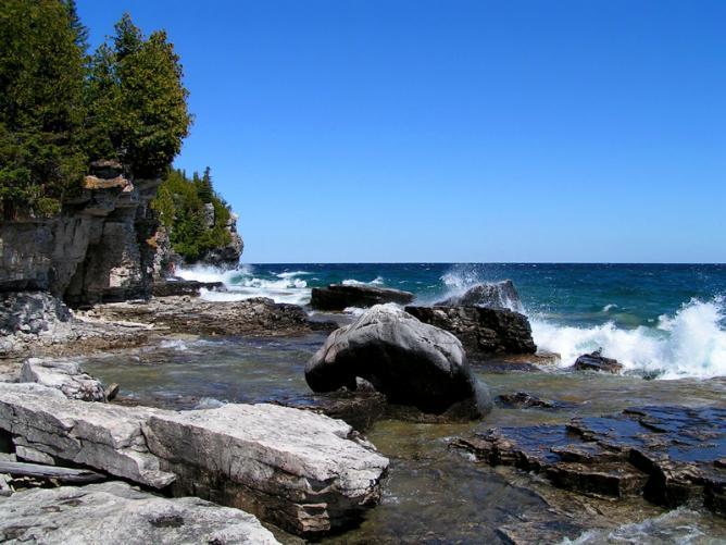 Bruce Peninsula National Park, Ontario | © Tango 7174/Flickr