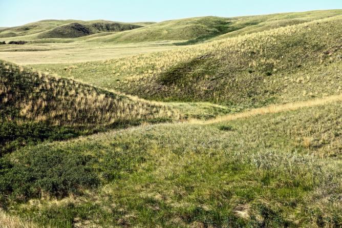 Grasslands National Park, Saskatchewan | © Edna Winti/Flickr