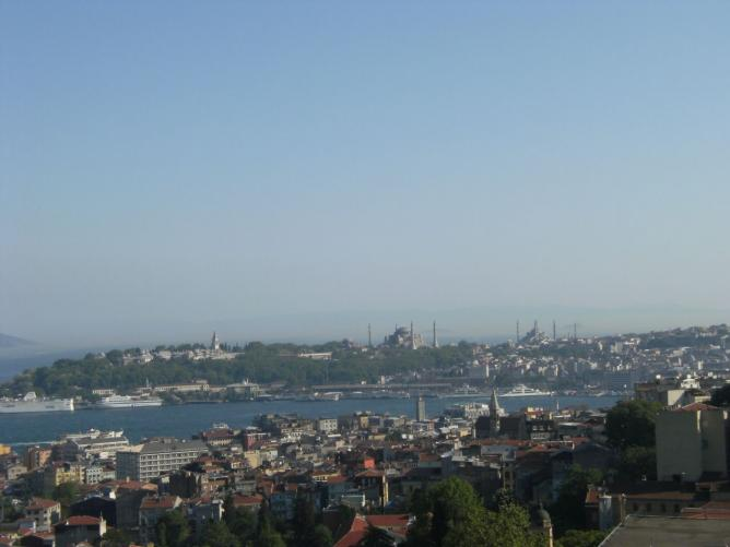 View from 360 Istanbul rooftop | © Jessica Gardner/Flickr