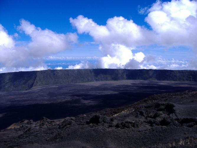 Piton de la Fournaise | © qdos/Flickr