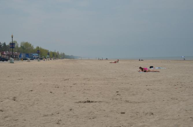 Wasaga Beach | © alljengi/Flickr