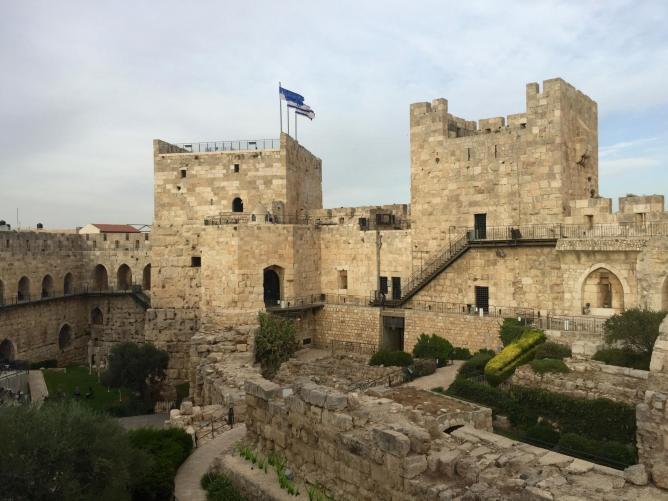 Tower of David Museum | © Eliana Rudee