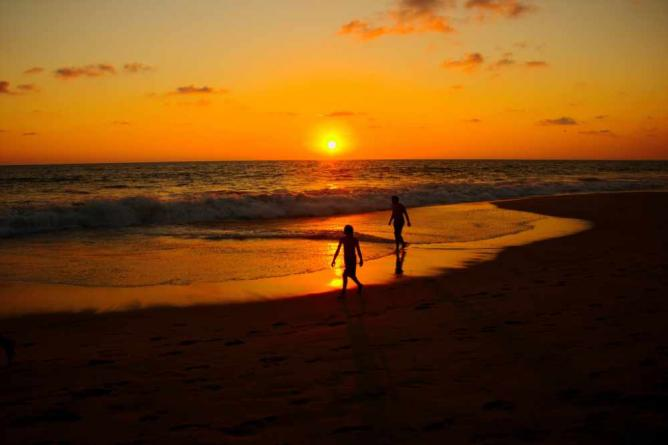 Sunset © Esparta Palma/Flickr