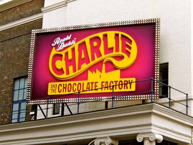 Charlie and the Chocolate Factory   © Sarah Ackerman/Flickr