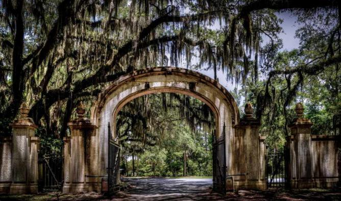 The Ruins of Colonial Wormsloe