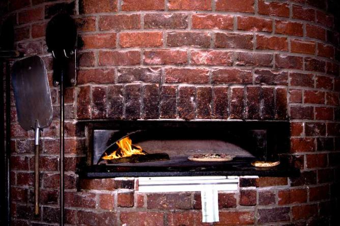 Woodfire Oven