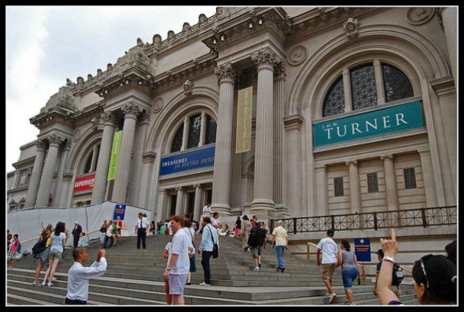 Metropolitan Museum of Art, New York City | © Monica Arellano-Ongpin/Flickr