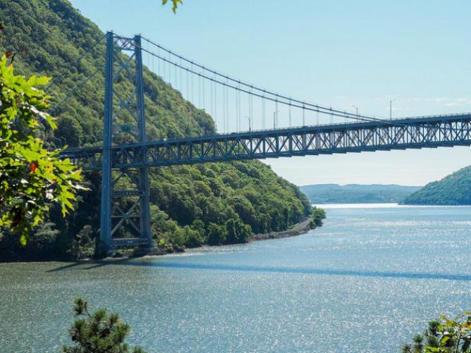 Bear Mountain Bridge | © Mark Wyman/Flickr
