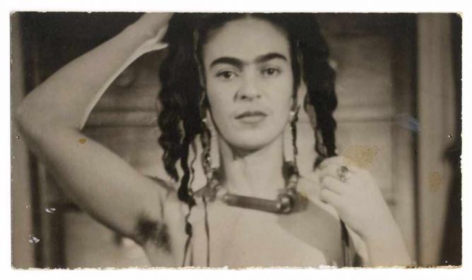 Frida Kahlo © libby rosof/Flickr