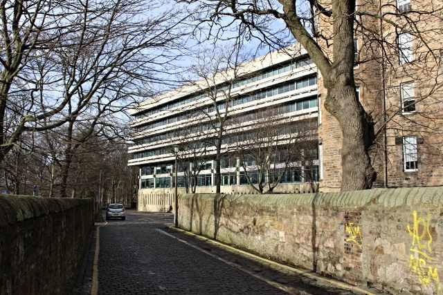 University of Edinburgh: Main Library