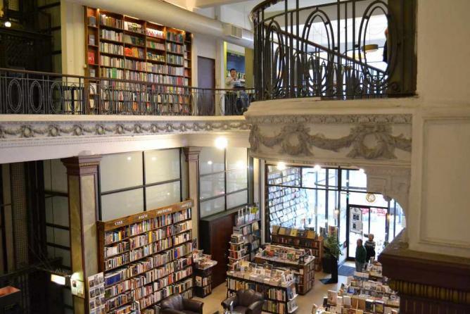 Puro Verso bookshop   Ⓒ Daniel Teciano/Flickr