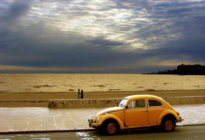 Montevideo's beachfront | Ⓒ Vince Alongi/Flickr
